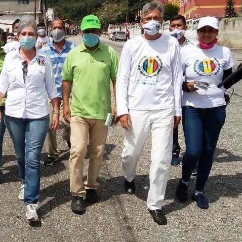 Diario Frontera, Frontera Digital,  MARÍA EUGENIA FEBRES - CORDERO, LOS CUROS, MÉRIDA, AD, Politica, ,En los Curos votarán por la renovación con Acción Democrática