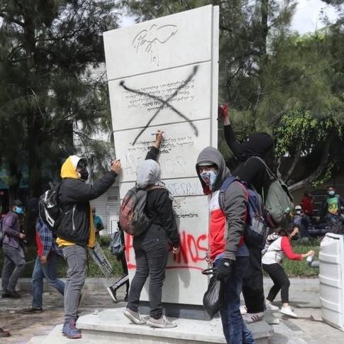 Diario Frontera, Frontera Digital,  GUATEMALA, Internacionales, ,Guatemala invoca la Carta Democrática de la OEA  ante las fuertes protestas en rechazo a sus presupuestos