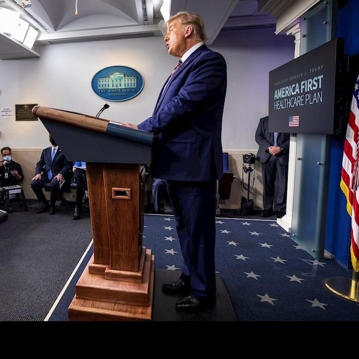 Diario Frontera, Frontera Digital,  DONALD TRUMP, TRANSICIÓN EN EE.UU., Internacionales, ,Trump aprueba proceso de transición al demócrata Joe Biden