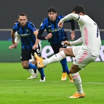 Diario Frontera, Frontera Digital,  REAL MADRID, Deportes, ,Real Madrid se recompone en la Champions con triunfo ante el Inter