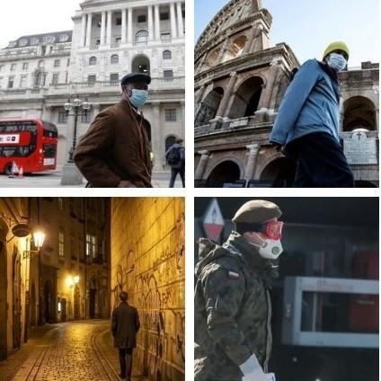 Diario Frontera, Frontera Digital,  EUROPA, CONFINAMIENTO, Internacionales, ,Restricciones abocan  a confinamiento en Europa y afloran protestas