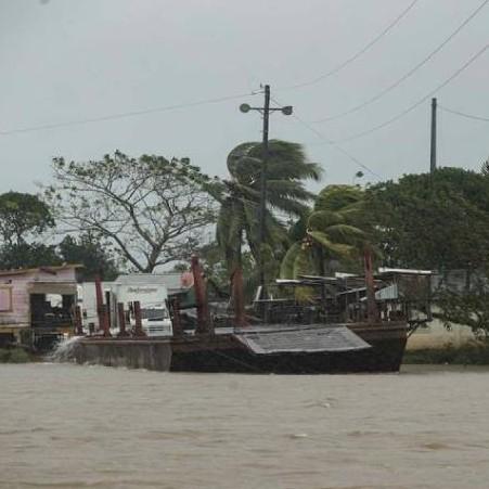 Diario Frontera, Frontera Digital,  NICARAGUA, Internacionales, ,El huracán Eta azota a Nicaragua con «vientos catastróficos»