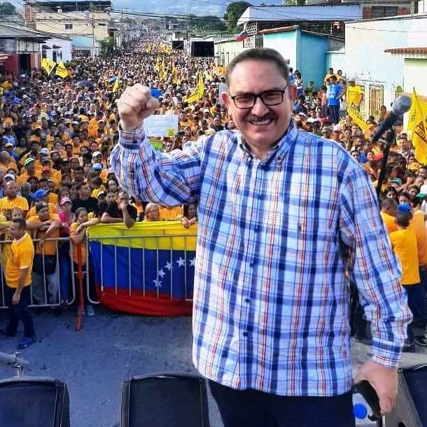 """Diario Frontera, Frontera Digital,  PRIMERO VENEZUELA, LUIS LOAIZA RINCÓN, Politica, ,""""El llamado es a votar pues la abstención no resuelve nada"""""""