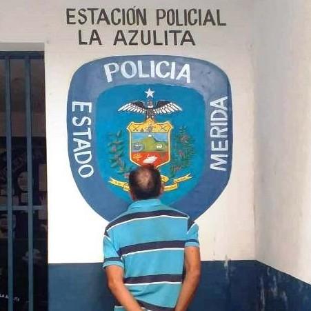 Diario Frontera, Frontera Digital,  POLICÍA NACIONAL BOLIVARIANA, Sucesos, ,POLICÍA APREHENDIÓ A CIUDADANO COLOMBIANO  POR INTENTAR ABUSAR DE UNA NIÑA EN LA AZULITA