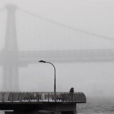 Diario Frontera, Frontera Digital,  NUEVA YORK, Internacionales, ,Nueva York vive su mayor nevada en años