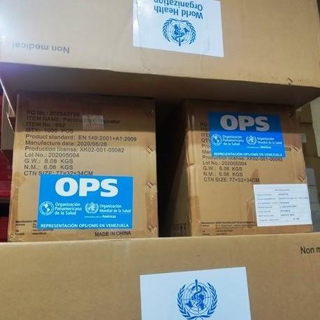 Diario Frontera, Frontera Digital,  ops, Gobierno de Mérida, Salud, ,Iahula recibió importante dotación de equipos de bioseguridad de parte de la OPS