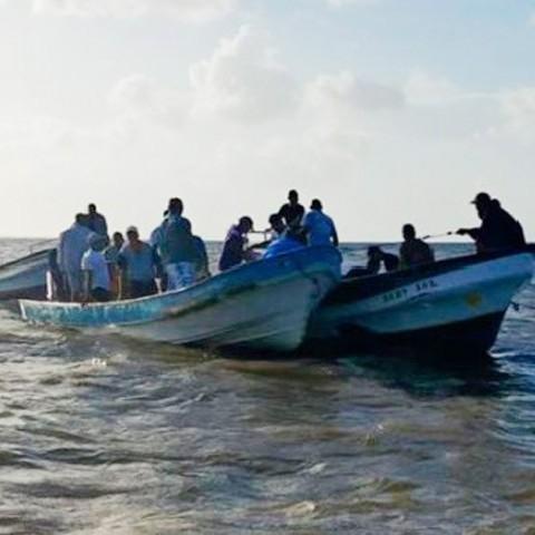 Diario Frontera, Frontera Digital,  GÜIRIA, Nacionales, ,Gobierno: La principal causa del naufragio en Güiria fue la sobrecarga
