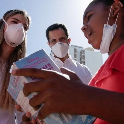 """Diario Frontera, Frontera Digital,  JUAN GUAIDÓ, FABIANA ROSALES, Nacionales, ,""""Nostalgia y esperanza"""": el mensaje de Guaidó a los venezolanos por la Navidad"""