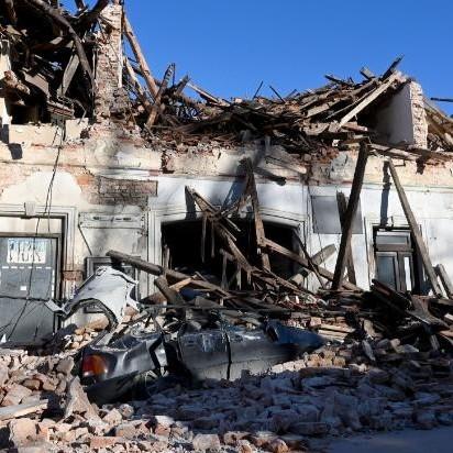Diario Frontera, Frontera Digital,  TERREMOTO EN CROACIA, Internacionales, ,Terremoto en Croacia: varios muertos, heridos y desaparecidos  tras un seísmo de 6,2 grados