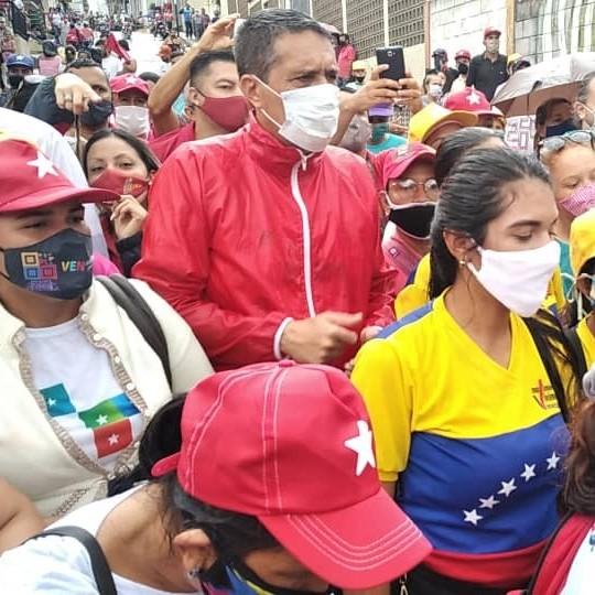 Diario Frontera, Frontera Digital,  JEHYSON GUZMÁN, PSUV, RAMÓN LOBO, Mocoties, ,Jehyson Guzmán: El 6D  más  que una victoria de la fuerza revolucionaria  será un triunfo moral del pueblo venezolano