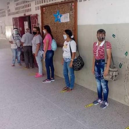 Diario Frontera, Frontera Digital,  PROCESO ELECTORAL EN EL VIGÍA, Panamericana, ,ABSTENCIÓN REINÓ EN LOS  CENTROS DE VOTACIÓN DE ALBERTO ADRIANI