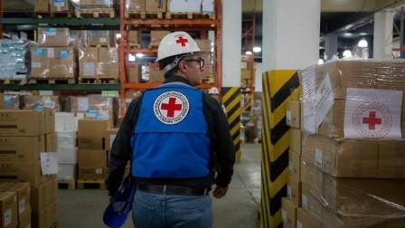 Diario Frontera, Frontera Digital,  CRUZ ROJA, Salud, ,Cruz Roja de Venezuela recibió  nuevo cargamento de ayuda humanitaria