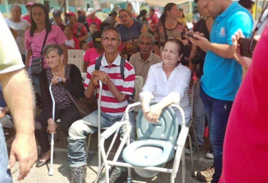 Diario Frontera, Frontera Digital,  TOVAR, JEHYSON GUZMÁN, Mocoties, ,Más de dos mil víctimas de la guerra económica atendidas en Tovar