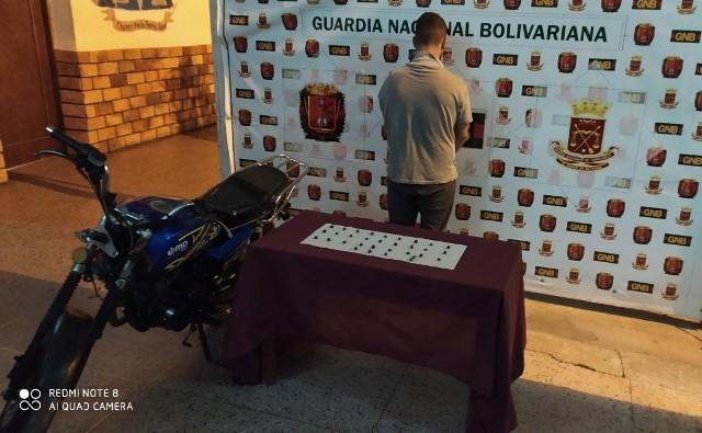 Diario Frontera, Frontera Digital,  GNB, Sucesos, ,GNB captura microtrafico de droga en La Victoria