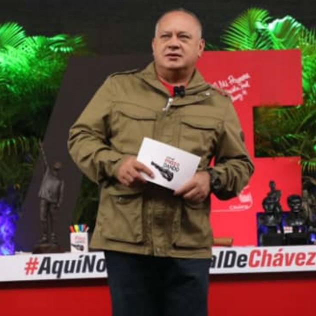 Diario Frontera, Frontera Digital,  D. CABELLO, Politica, ,Cabello: Trump busca votos en un fracasado como Guaidó