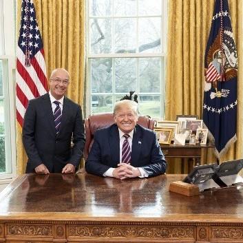 Diario Frontera, Frontera Digital,  SIMONOVIS, Internacionales, ,Simonovis se reunió con el presidente Trump en la Casa Blanca