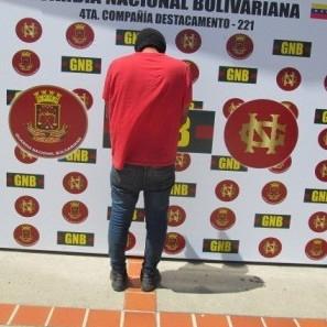Diario Frontera, Frontera Digital,  INCAUTAN DROGA, MUCURUBÁ, GNB, Sucesos, ,Efectivos de la GNB) incautaron  190  panelas de marihuana