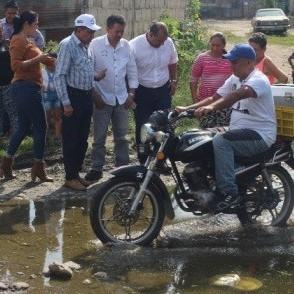 Diario Frontera, Frontera Digital,  SECTOR EL MILAGRO, Panamericana, ,Se solucionarán problemas de inundaciones en el sector El Milagro