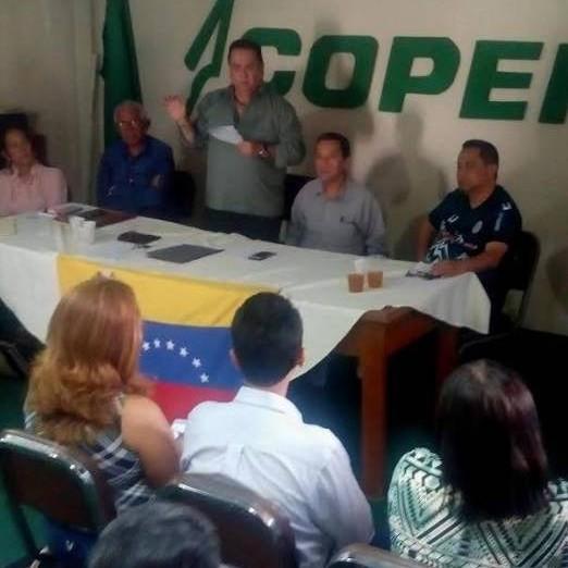"""Diario Frontera, Frontera Digital,  COPEI, Politica, ,""""COPEI aceita su maquinaria estructural"""""""