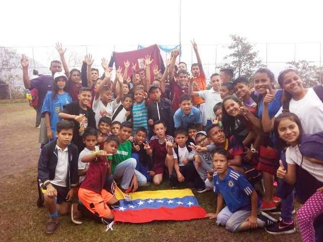 Diario Frontera, Frontera Digital,  VINOTINTO, Panamericana, ,Torondoy  y Arapuey primeros en recibir la Fan Fests Vinotinto