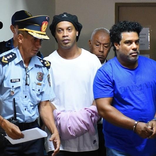 Diario Frontera, Frontera Digital,  Ronaldinho, Deportes, ,Ronaldinho permanecerá preso en Paraguay  por adulteración de pasaporte
