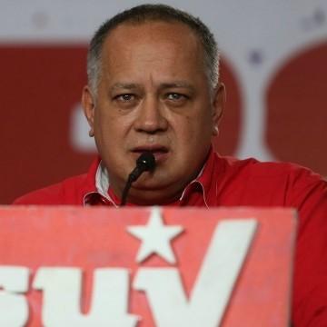 """Diario Frontera, Frontera Digital,  DIOSDADO CABELLO, Politica, ,Cabello convocó una """"gran marcha""""  del oficialismo hasta la AN este martes"""