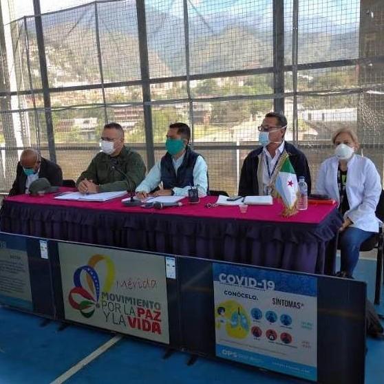 Diario Frontera, Frontera Digital,  ESTADO MATYOR DE SALUD, MÉRIDA, Salud, ,Instalado Estado Mayor de Salud para atacar el Coronavirus en Mérida