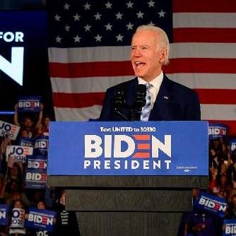 Diario Frontera, Frontera Digital,  BIDEN, Internacionales, ,Biden resucita su campaña  con una victoria arrolladora en Carolina del Sur
