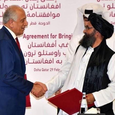Diario Frontera, Frontera Digital,  ACUERDO DE PAZ, EEUU, Internacionales, ,EEUU y el movimiento Talibán firman un acuerdo de paz