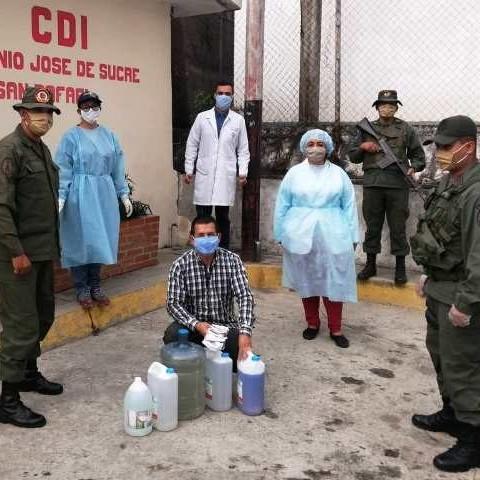Diario Frontera, Frontera Digital,  TABAY, MUNICIPO SANTOS MAR4QUINA, Páramo, ,Instituciones de Santos Marquina  reciben dotación de implementos de limpieza