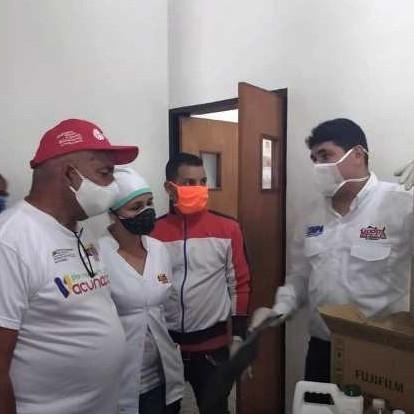Diario Frontera, Frontera Digital,  centro de triaje, mérida, Salud, ,Equipan unidades de rayos X en CDI  y abren nuevo Centro de Triaje en Mérida