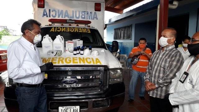 Diario Frontera, Frontera Digital,  ARAPUEY, Panamericana, ,Ambulancia del ambulatorio de Arapuey  puesta al servicio de la población