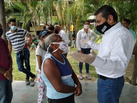 Diario Frontera, Frontera Digital,  ALCALDÍA DE LIBERTADOR, OPERATIVO EN ONIA, EL VIGIA, GOBIERNO DE MÉRIDA, Panamericana, ,Un centenar de personas fueron atendidas en operativo médico de Onia