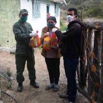 Diario Frontera, Frontera Digital,  CLAP EN RANGEL, Páramo, ,CLAP atendió familias de Cacute, San Rafael y Mucurubá