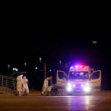 Diario Frontera, Frontera Digital,  URUGUAY, Internacionales, ,Uruguay evacúa de manera parcial el crucero Greg Mortimer,  con casi 130 casos de coronavirus