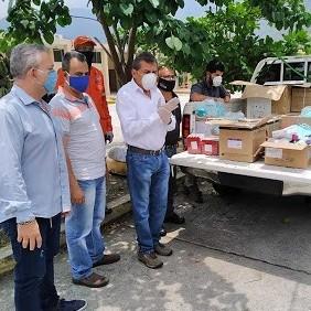 Diario Frontera, Frontera Digital,  GOBIERNO DE MÉRIDA, Mocoties, ,Centros asistenciales del Valle del Mocotíes recibieron dotaciones del ejecutivo regional