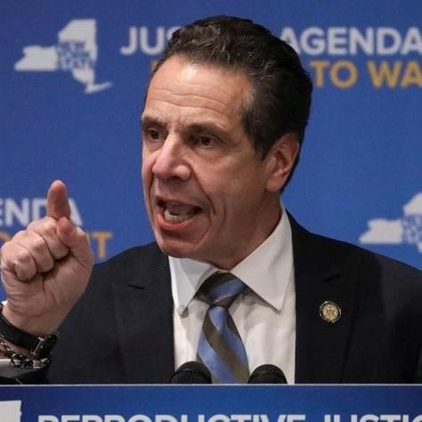 Diario Frontera, Frontera Digital,  NUEVA YORK, Internacionales, ,Trump no nos puede ordenar reabrir economía, dice el gobernador de Nueva York