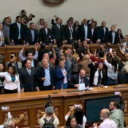 Diario Frontera, Frontera Digital,  DIPUTADOS, Politica, ,Diputados de Juan Guaidó recibirán pago de 5 mil dólares mensuales