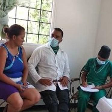 Diario Frontera, Frontera Digital,  TABAY, SANTOS MARQUINA, Páramo, ,Equipo Médicos han visitado más del  90 por ciento de los hogares en Santos Marquina