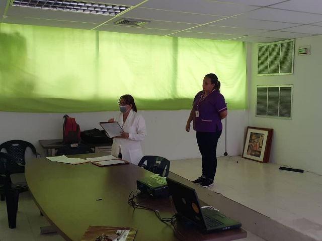 Diario Frontera, Frontera Digital,  GOBIERNO DE MÉRIDA, Salud, ,Corposalud capacita  personal de salud ante el COVID-19
