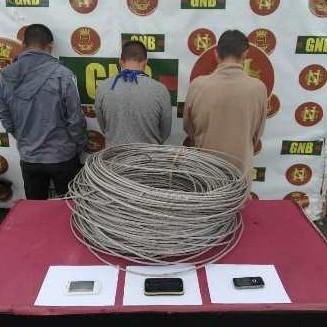 Diario Frontera, Frontera Digital,  GNB, Sucesos, ,GNB desmantelo banda delictiva 'Los Piratas de Urao' en Mucurubá