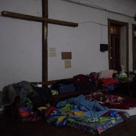 Diario Frontera, Frontera Digital,  CHILE, Internacionales, ,Casi 600 venezolanos acampan en Chile para pedir repatriación