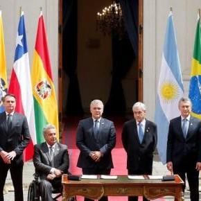 Diario Frontera, Frontera Digital,  PAISES SURAMERICANOS, Internacionales, ,Países suramericanos acordaron  trabajar en la reactivación de la economía