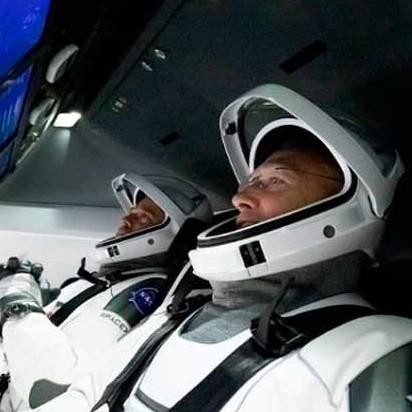 Diario Frontera, Frontera Digital,  cohete Falcon 9, SUSPENDEN VUELO, Internacionales, ,Se pospuso primer vuelo espacial desde EEUU en nueve años