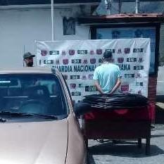 Diario Frontera, Frontera Digital,  GNB, Sucesos, ,GNB capturó sujeto con  80 kilos de fibra óptica en La Mitisús