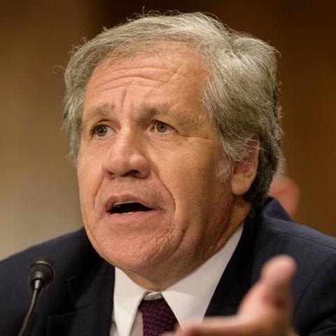 Diario Frontera, Frontera Digital,  LUIS ALMAGRO, Internacionales, ,Luis Almagro asumió su segundo periodo al frente de la  Organización de los Estados Americanos (OEA)