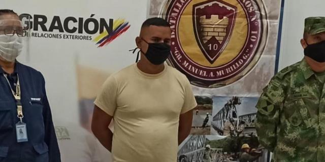 Diario Frontera, Frontera Digital,  DETENIDO ESPÍA VENEZOLANO, VALLEDUPAR, Internacionales, ,Colombia afirma detención  de espía militar venezolano en su territorio
