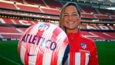 Diario Frontera, Frontera Digital,  Deyna Castellanos, Deportes, ,Deyna Castellanos está comprometida  con la afición del Atlético de Madrid