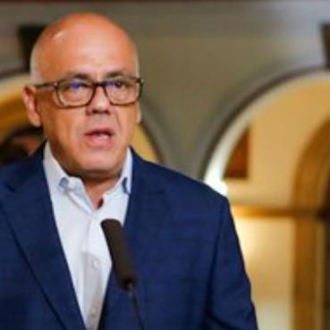 Frontera Digital,  JORGE RODRÍGUEZ, Nacionales,  Rodríguez ratificó el convenio  entre Ministerio de Salud y G4 contra el covid-19