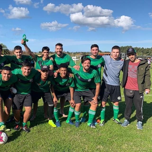 Diario Frontera, Frontera Digital,  FUTBOL AMATEUR, URUGUAY, Deportes, ,San Caetano F.C, un equipo de fútbol amateur